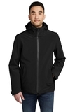 Eddie Bauer WeatherEdge 3-in-1 Jacket Black with Storm Grey Thumbnail
