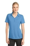 Women's Sport-tek Posicharge Micro-mesh Polo Carolina Blue Thumbnail