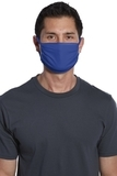 Cotton Knit Face Mask (5 Pack) Deep Royal Thumbnail