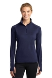 Women's Stretch 1/2-zip Pullover True Navy Thumbnail