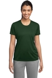 Women's PosiCharge Competitor Tee Forest Green Thumbnail