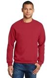 Crewneck Sweatshirt True Red Thumbnail