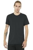 BELLACANVAS Unisex Jersey Short Sleeve Tee Dark Grey Thumbnail