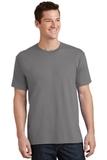 5.5-oz 100 Cotton T-shirt Medium Grey Thumbnail