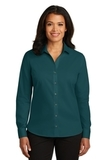 Women's Red House NonIron Twill Shirt Bluegrass Thumbnail