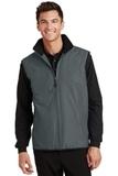Challenger Vest Steel Grey with True Black Thumbnail