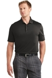 Nike Golf Dri-FIT Players Polo with Flat Knit Collar Anthracite Thumbnail