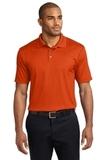 Performance Fine Jacquard Polo Shirt Autumn Orange Thumbnail