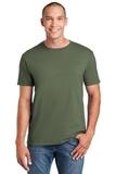 Softstyle Ring Spun Cotton T-shirt Military Green Thumbnail