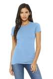BELLACANVAS Women's The Favorite Tee Baby Blue Thumbnail