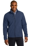 Eddie Bauer Shaded Crosshatch Soft Shell Jacket Blue Thumbnail