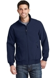 Soft Shell Bomber Jacket Dress Blue Navy Thumbnail