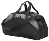 Improved Medium Contrast Duffel Black Thumbnail