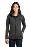Women's The North Face Skyline Full-Zip Fleece Jacket TNF Dark Grey Heather Thumbnail