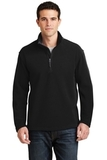 Value Fleece 1/4-zip Pullover Black Thumbnail