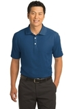 Nike Golf Dri-FIT Classic Polo Shirt Court Blue Thumbnail