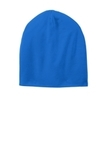 Sport-Tek PosiCharge Competitor Cotton Touch Slouch Beanie True Royal Thumbnail