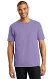 Tagless 100 Comfortsoft Cotton T-shirt Lavender Thumbnail
