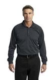 Long Sleeve Snag-Proof Tactical Performance Polo Charcoal Thumbnail