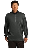 Nike Golf Dri-Fit 1/2-Zip Cover-up Anthracite Heather with Black Thumbnail