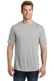 Sport-Tek PosiCharge Competitor Cotton Touch Tee Silver Thumbnail