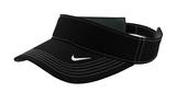 Nike Golf Dri-fit Swoosh Visor Black Thumbnail
