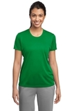 Women's PosiCharge Competitor Tee Kelly Green Thumbnail
