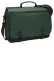 Messenger Briefcase Forest Green Thumbnail