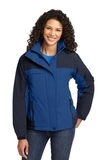 Women's Nootka Jacket Regatta Blue with Navy Thumbnail