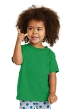 Toddler 5.4-oz 100 Cotton T-shirt Clover Green Thumbnail