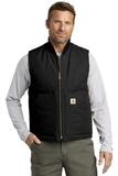 Carhartt Duck Vest Black Thumbnail
