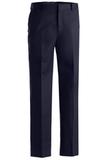 Men's Flat Front Pant Navy Thumbnail