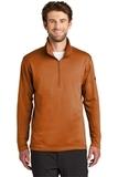 The North Face Tech 1/4-Zip Fleece Orange Ochre Thumbnail