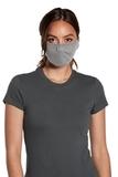 V.I.T. Shaped Face Mask 5 pack (100 packs 1 Case) Light Heather Grey Thumbnail