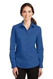 Women's SuperPro Twill Shirt True Blue Thumbnail
