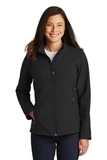 Women's Core Soft Shell Jacket Black Thumbnail