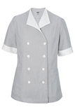 Women's Junior Cord Tunic Dark Grey Thumbnail