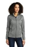 Women's Eddie Bauer StormRepel Soft Shell Jacket Grey Heather with Grey Thumbnail