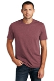 Re-Tee (100% Recycled) Maroon Heather Thumbnail