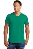 Ring Spun Cotton T-shirt Kelly Green Thumbnail