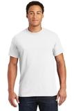 Ultra Blend 50/50 Cotton / Poly T-shirt White Thumbnail