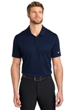 Nike Golf Dry Essential Solid Polo Midnight Navy Thumbnail