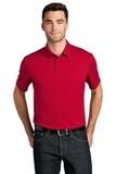 UV Choice Pique Polo Rich Red Thumbnail