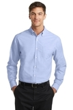 Tall SuperPro Oxford Shirt Oxford Blue Thumbnail