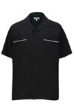 Edwards Men's Pinnacle Service Shirt Black Thumbnail