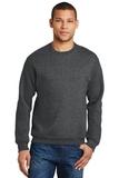 Crewneck Sweatshirt Black Heather Thumbnail