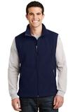 Value Fleece Vest True Navy Thumbnail