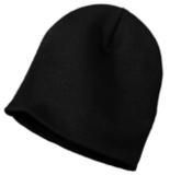 Knit Skull Cap Black Thumbnail