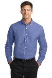 Superpro Oxford Shirt Navy Thumbnail
