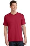 5.5-oz 100 Cotton T-shirt Red Thumbnail